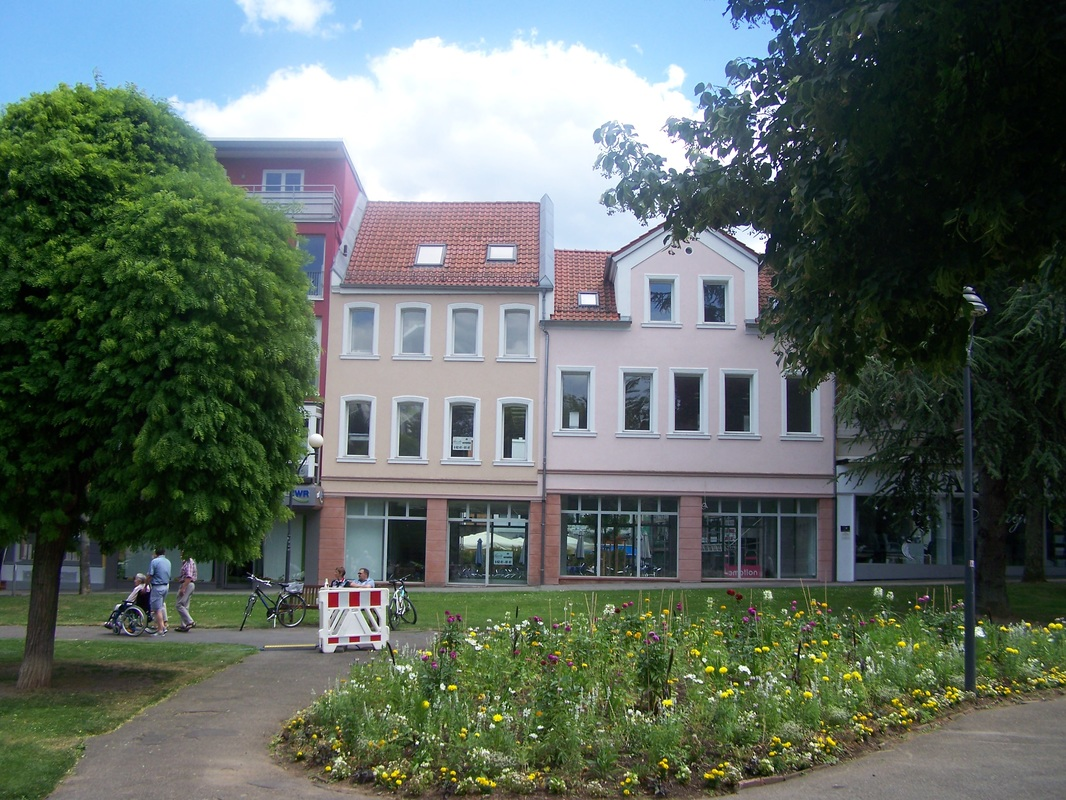Worms Lutherplatz