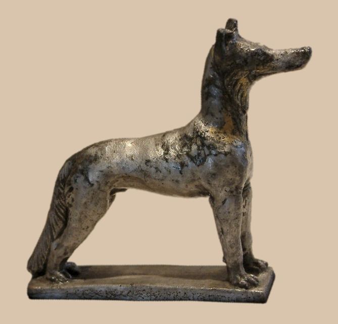 Egypt wolf god Upuaut