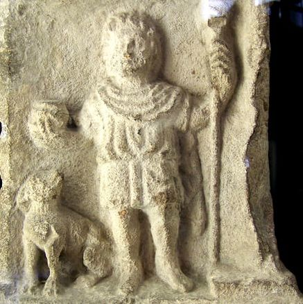 Silvanus Sucellus Celtic god dog