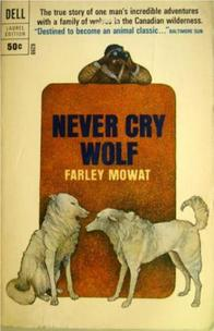 Mowat Never Cry Wolf